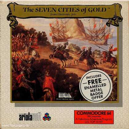 Misc. Games - Seven Cities of Gold, The