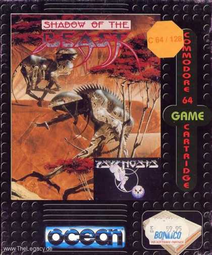 Misc. Games - Shadow of the Beast