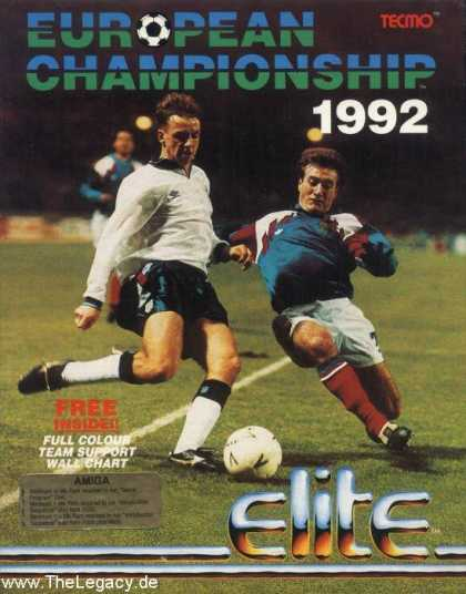 Misc. Games - European Championship 1992