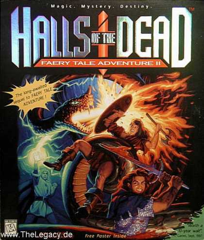 Misc. Games - Faery Tale Adventure II: Halls of the Dead