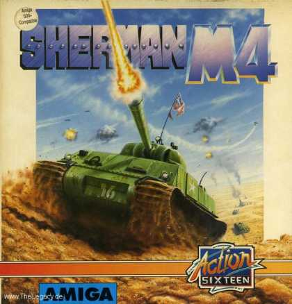 Misc. Games - Sherman-M4