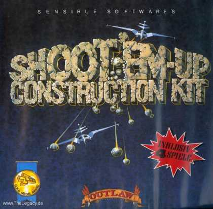 Misc. Games - Shoot 'Em up Construction Kit