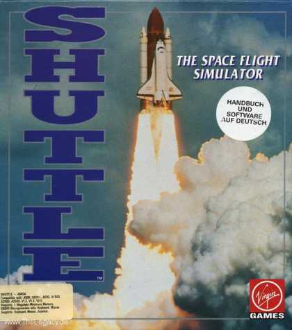 Misc. Games - Shuttle: The Space Flight Simulator
