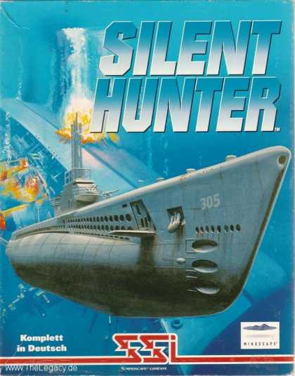 Misc. Games - Silent Hunter