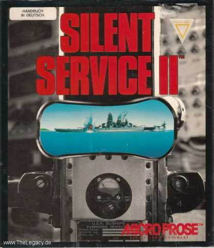 Misc. Games - Silent Service II