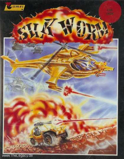 Misc. Games - Silkworm