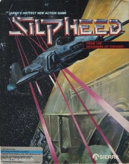 Misc. Games - Silpheed