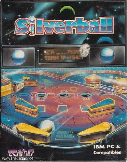 Misc. Games - Silverball
