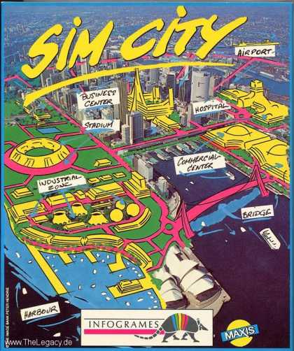 Misc. Games - Sim City