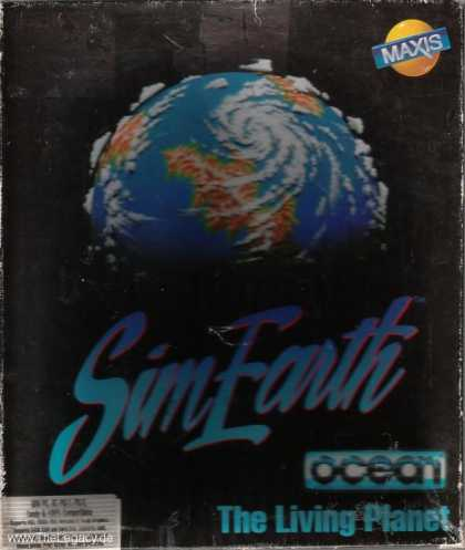 Misc. Games - Sim Earth: The Living Planet