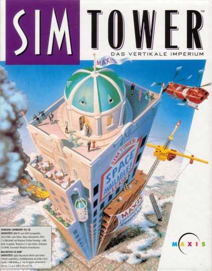 Misc. Games - Sim Tower: The Vertical Empire