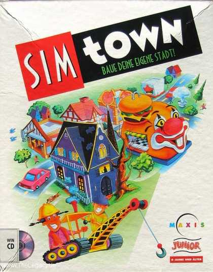 Misc. Games - Sim Town