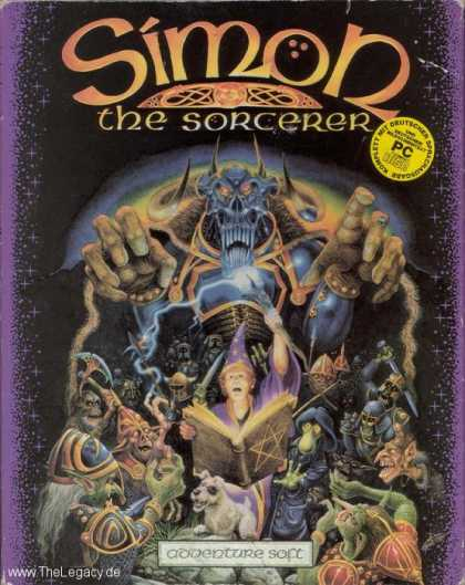 Misc. Games - Simon the Sorcerer