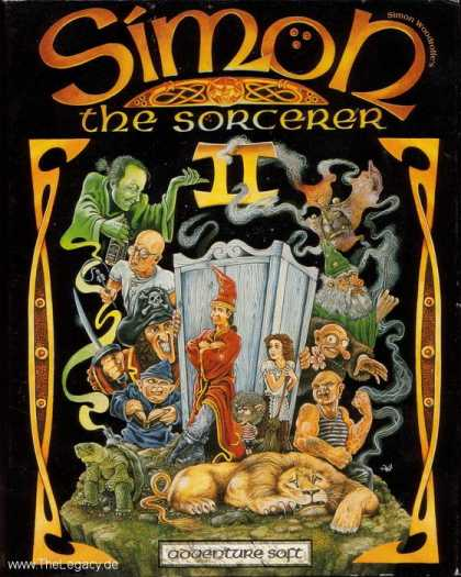 Misc. Games - Simon the Sorcerer II: The lion, the wizard and the wardrobe