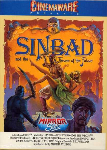 Misc. Games - Sinbad: and the Throne of the Falcon