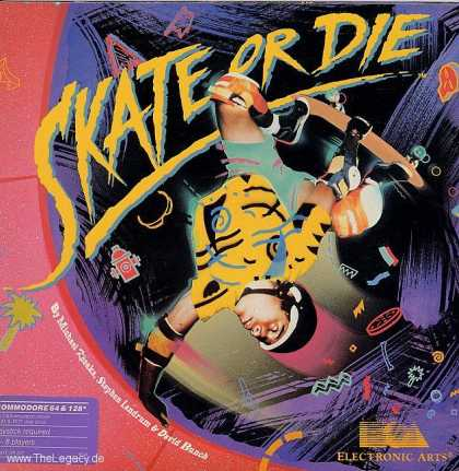 Misc. Games - Skate or Die