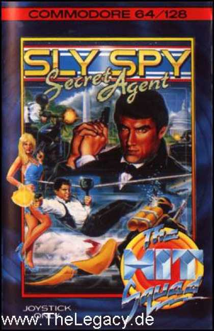 Misc. Games - Sly Spy: Secret Agent