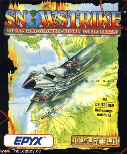 Misc. Games - Snowstrike