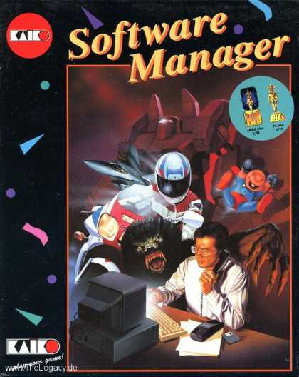Misc. Games - Software Manager