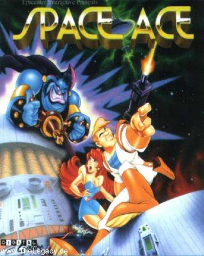 Misc. Games - Space Ace