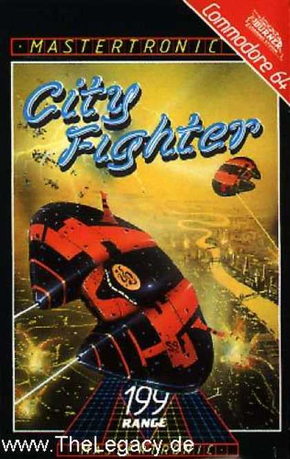 Misc. Games - City Fighter
