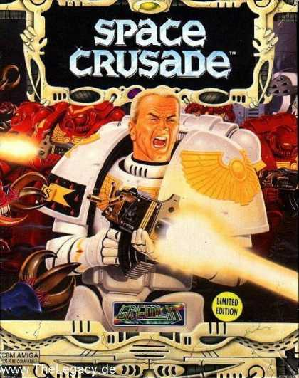 Misc. Games - Space Crusade