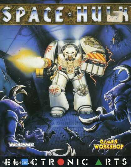 Misc. Games - Space Hulk