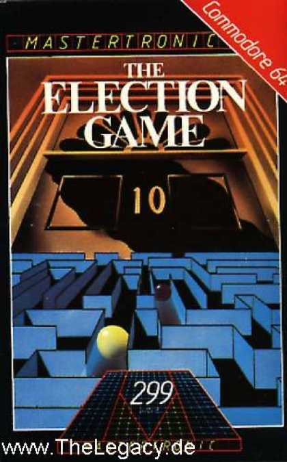 Misc. Games - Election Game, The