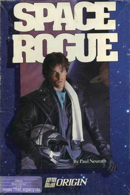 Misc. Games - Space Rogue