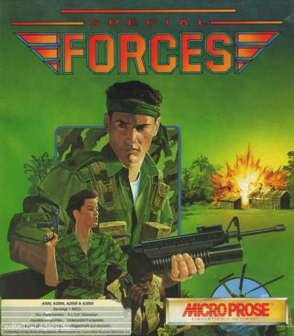 Misc. Games - Special Forces
