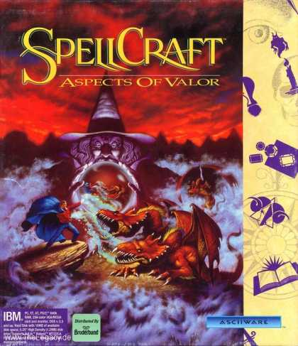 Misc. Games - SpellCraft: Aspects of Valor
