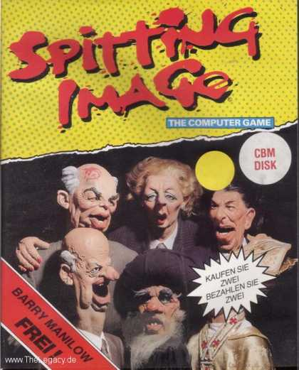 Misc. Games - Spitting Image