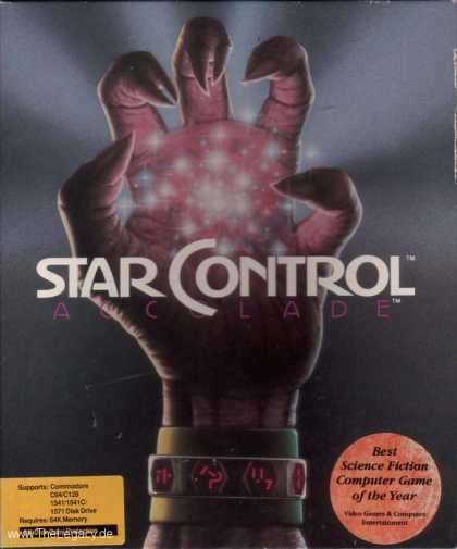 Misc. Games - Star Control