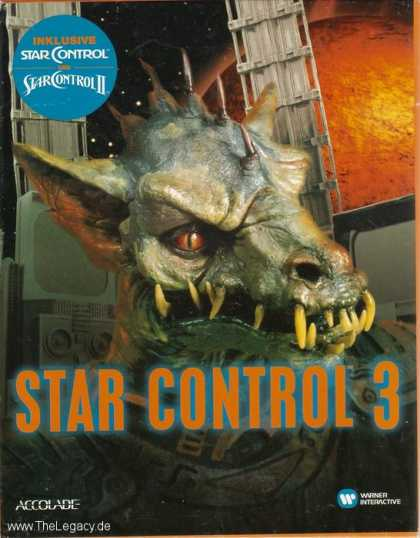 Misc. Games - Star Control 3