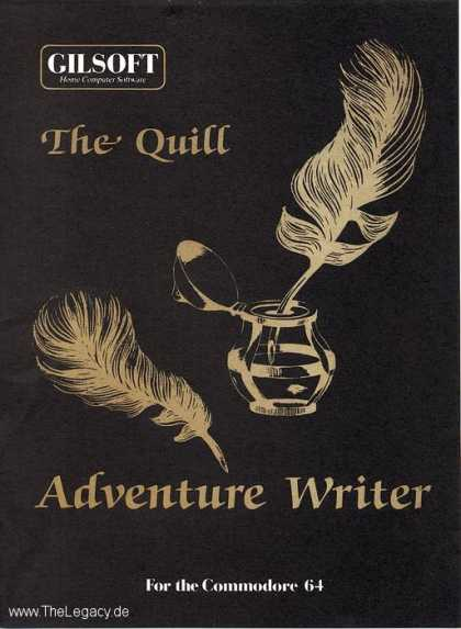 Misc. Games - Quill, The