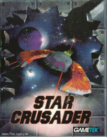 Misc. Games - Star Crusader