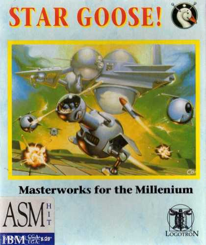 Misc. Games - Star Goose!