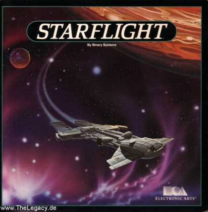 Misc. Games - Starflight