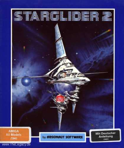 Misc. Games - Starglider 2: The Egrons Strike Back!