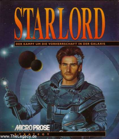Misc. Games - Starlord