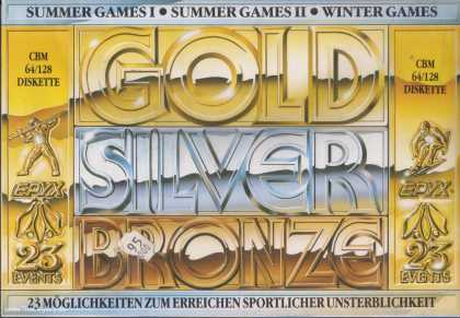 Misc. Games - Gold Silver Bronze