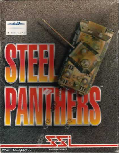 Misc. Games - Steel Panthers