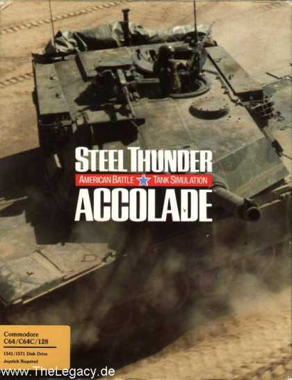 Misc. Games - Steel Thunder