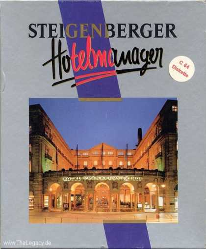 Misc. Games - Steigenberger Hotelmanager