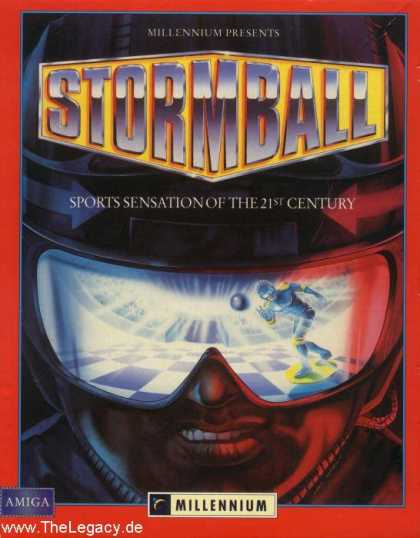 Misc. Games - Stormball