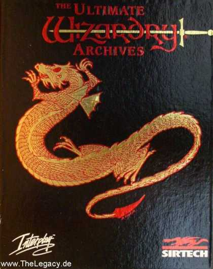 Misc. Games - Ultimate Wizardry Archives, The