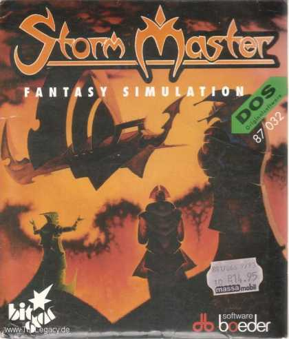 Misc. Games - Storm Master