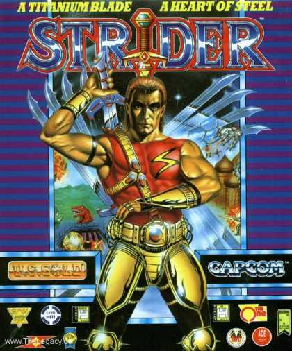 Misc. Games - Strider