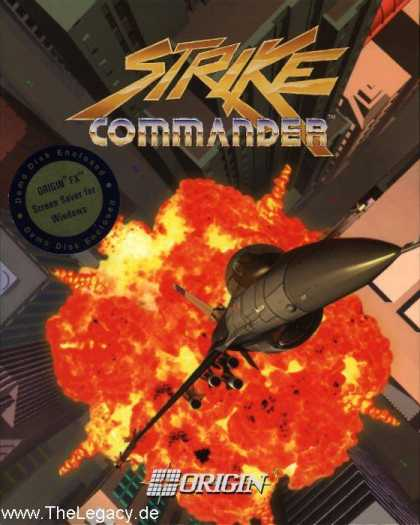 Misc. Games - Strike Commander