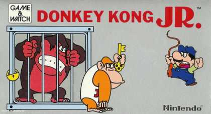 Misc. Games - Donkey Kong Junior